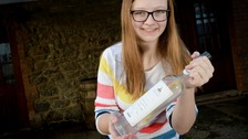 Co Down teen creates NI's first alcohol-free gin