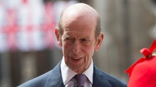 Duke of Kent visits Guernsey and Alderney