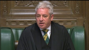 Speaker John Bercow calls for external body to investigate bullying amid calls for his resignation