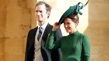 Pippa Middleton 'doing well' after birth of baby boy