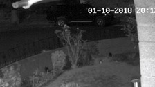 CCTV image shows a car that may be of interest in the search for Christina Rack