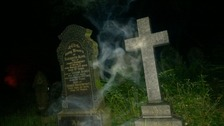 Ghostly goings-on captured in West Yorkshire