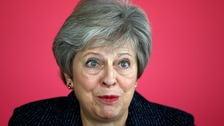 Theresa May believes Brexit deal is 'still achievable'.