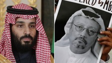 Saudi crown prince 'denies' Khashoggi knowledge to Trump