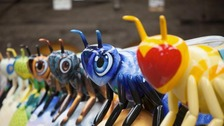 Manchester auctions off its Bee In The City trail sculptures