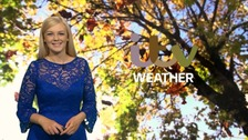 Largely dry and sunny today, but becoming cold tonight