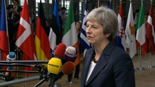Deal 'achievable' as May attends pivotal EU summit