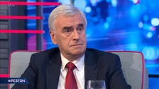 John McDonnell dismisses idea of extending Brexit transition period