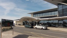 New security area for Guernsey Airport