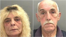 'Fred and Rose West of Barry' jailed for sexually abusing girls