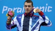 Paralympic champion Josef Craig retires from competitive swimming
