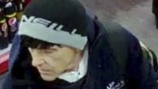 Murder investigation wanted man seen 'wearing wig'