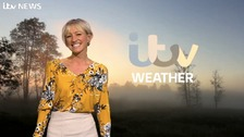 Wales Weather: mostly fine and sunny!