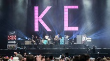 Kaiser Chiefs return home to celebrate 100 years of Leeds United