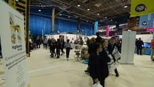 A focus on building homegrown talent as students attend Jersey's Skills Show