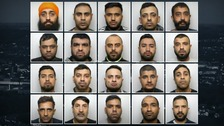 Huddersfield gang jailed over rape and grooming campaign