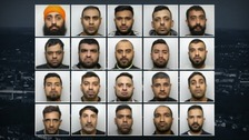 Huddersfield gang jailed for 'inhuman' campaign of rape and grooming