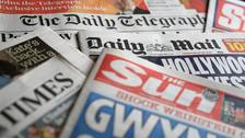 What the papers say: Saturday October 20
