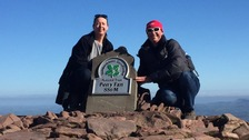 Pen y Fan summit selfie sign goes under the hammer