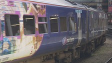 It is part of a on-going row over the role of guards on trains.