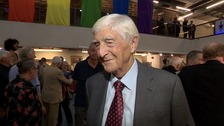 Sir Michael Parkinson opens refurbished Jazz Centre