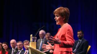 Nicola Sturgeon withdraws from conference featuring Steve Bannon in far-right row