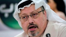 Crown Prince 'calls Khashoggi's son to express condolences'
