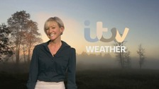 Wales weather: Dry but chilly with a breeze!