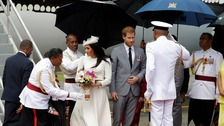 Royal tour: When Fijians promise a warm welcome they mean it