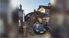 Man arrested after gas explosion in Poole