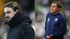 Daniel Farke and Paul Hurst need results for different reasons at the moment