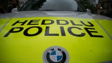 Three-year-old dies in collision in Carmarthenshire