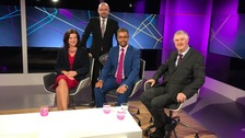 If you missed last night's Welsh Labour leadership special Sharp End, catch up here