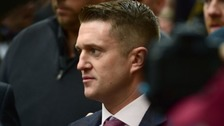 Tommy Robinson contempt case referred to Attorney General