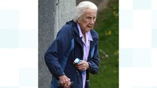 90-year-old back in dock for 'abusive 999 calls'