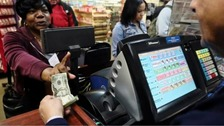 US Mega Millions lottery hits record-breaking $1.6bn