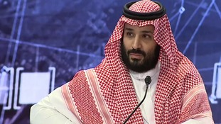 "Saudi Arabia's Crown Prince, Mohammed bin Salman has said it will not ""drive a wedge"" between Turkey and Saudi Arabia."