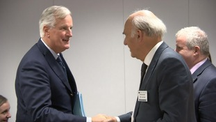 Vince Cable urges Michel Barnier to prepare for a second referendum