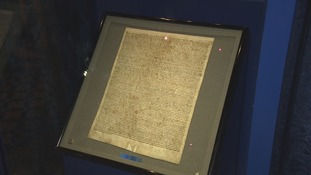 Man arrested on suspicion of trying to steal 1215 Magna Carta