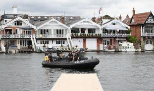 Henley-on-Thames was found to be one of the most expensive market towns in Halifax's study.
