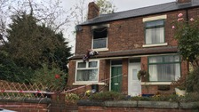 A six-year-old boy has died after a house fire in Ilkeston.