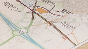 HS2 rail scheme affecting Preston
