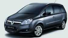 Zafira's model B cars affected by the recall.