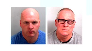 Andrew McVicar, from Basildon, and Colin Garrod, from Southend, have been jailed for life.