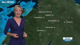 West Midlands Weather: Mostly cloudy overnight, then brightening up tomorrow