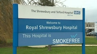 Shrewsbury and Telford Hospital Trust placed under special measures