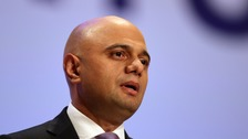 Police numbers 'important part' of stopping crime - Javid