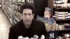 Man arrested in David Schwimmer lookalike investigation