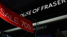 Hundreds of jobs lost as House of Fraser Metrocentre announces closure