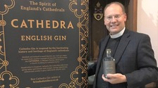 Blackburn releases Britain's first cathedral-brand gin